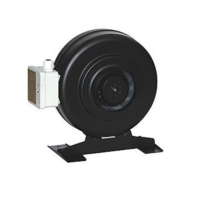 Ventiladores centrífugos en línea de ventilación de huracanes de 125MM