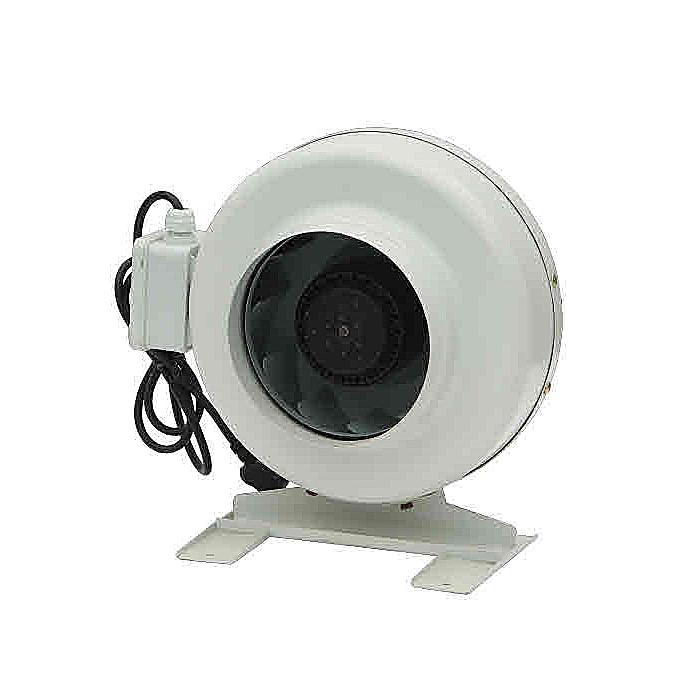 Ventilador de ventilación de ventilador de ventilación de conducto en línea de 150MM