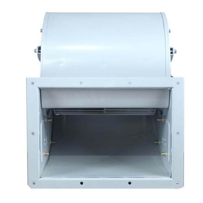Ventilador de motor de rotor externo de doble entrada de 225MM