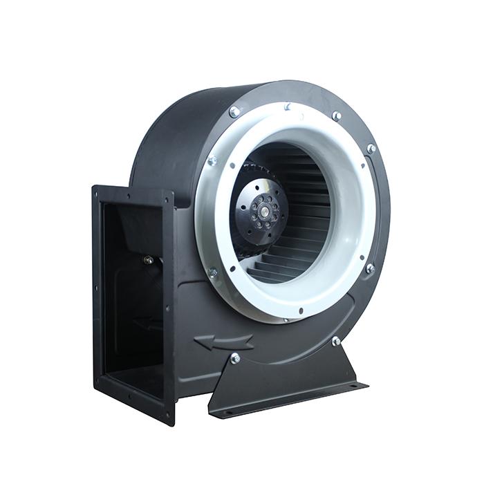 Ventilador de jaula externo de ventilador centrífugo de rotor de 250MM