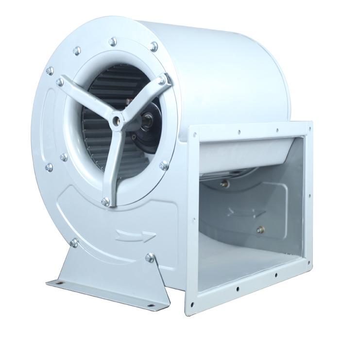 Ventiladores de entrada de doble ventilador curvados hacia adelante de 250MM