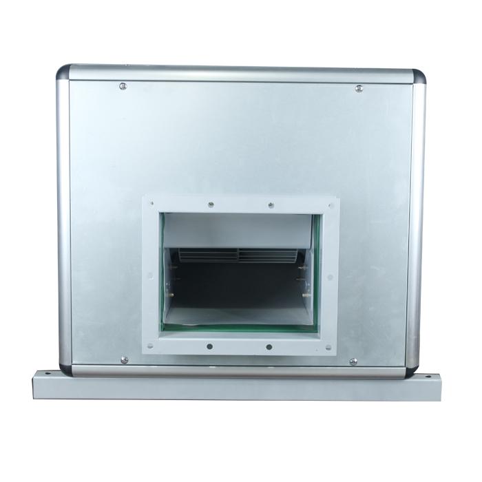 Ventilador de conducto centrífugo en línea cuadrado de 250MM