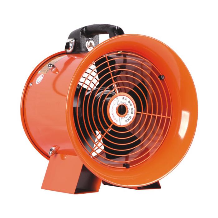 250MM Ventilador de extracción axial del ventilador del ventilador portátil de