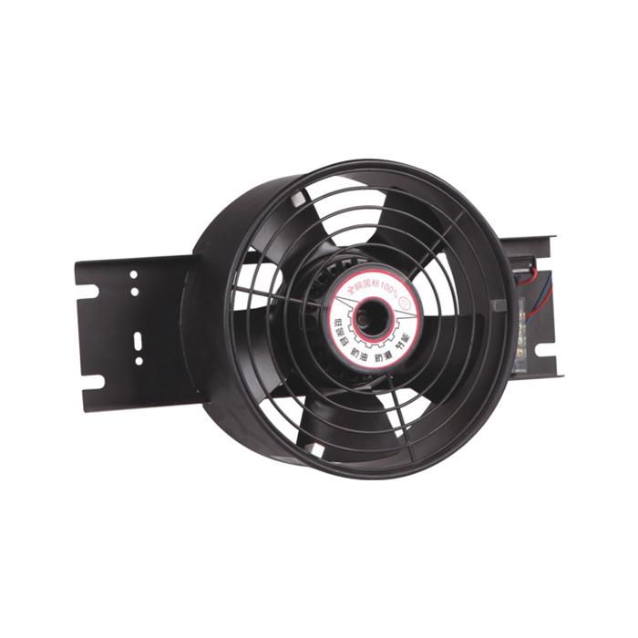 250MM Ventilador de refrigeración de ventilador de CA axial de frecuencia de