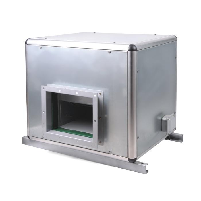 Ventiladores de gabinete centrífugos en línea cuadrados de 280MM