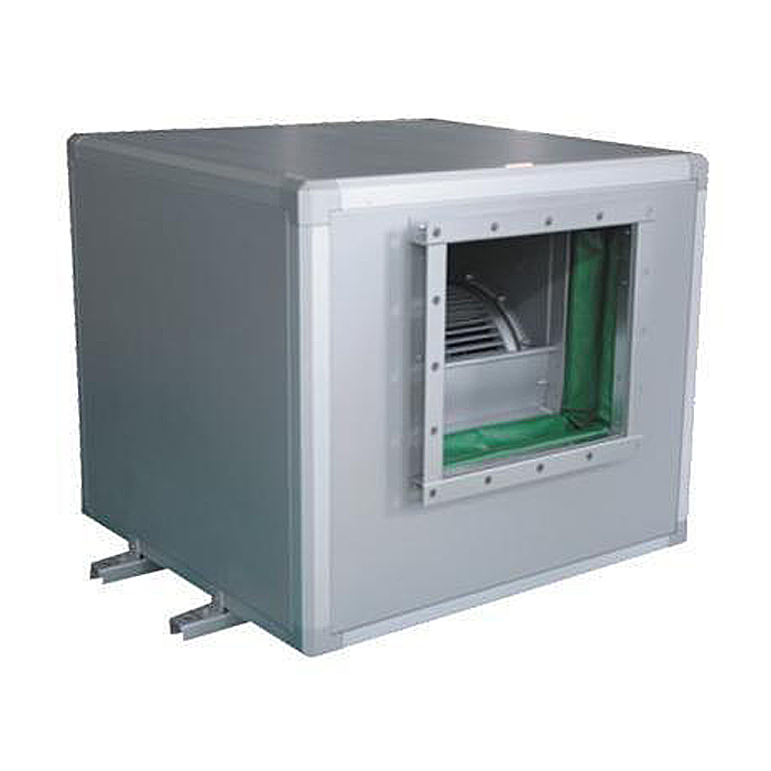 Ventilador centrífugo para gabinete de escape de incendios de 300MM