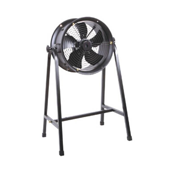 300MM Ventilador de escape de ventilador de flujo axial industrial tipo poste de