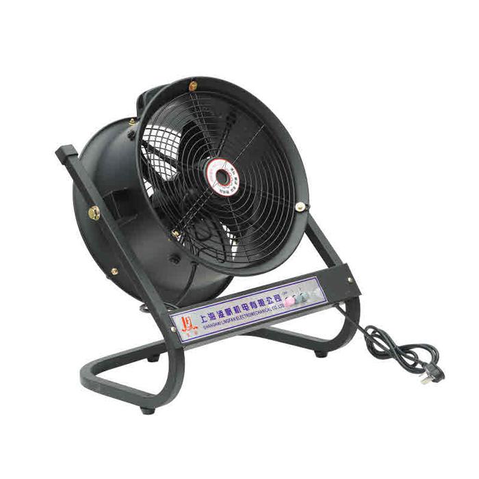 300MM Ventilador de tambor de estilo industrial con inclinación de