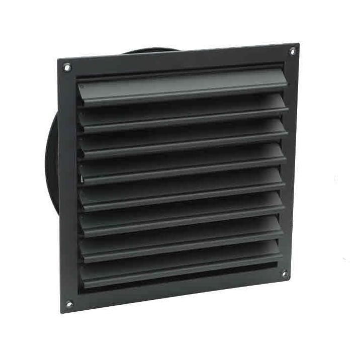 350MM Ventilador de escape de pared de con obturador de aire rejilla de