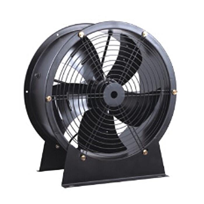 400MM Ventilador axial con carcasa de ventilador de conducto industrial de