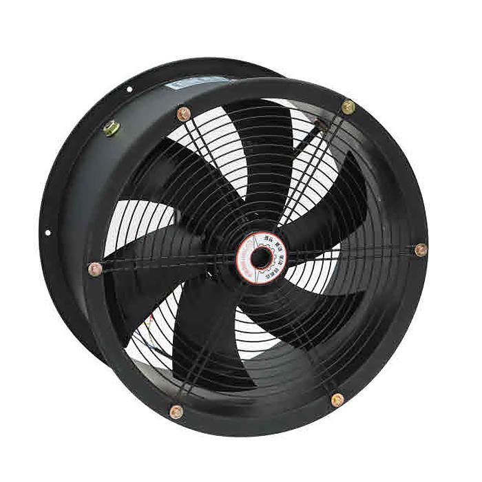 Ventilador axial del conducto del ventilador del rotor exterior de los 400MM
