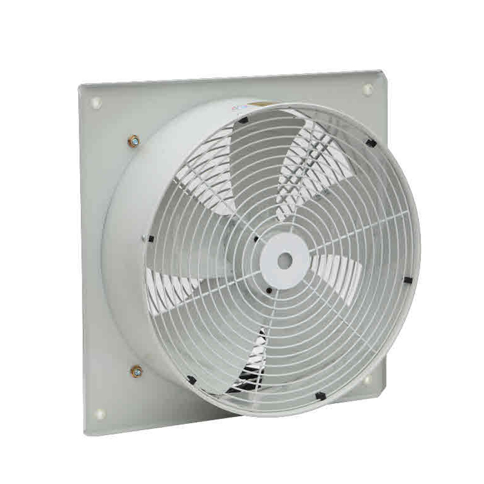 450MM Ventilador de ventilación de gran alcance con rotor exterior cuadrado de