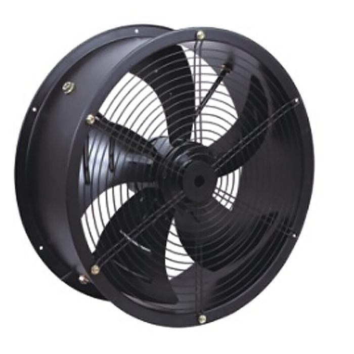 Ventilador de flujo axial de ahorro de energía de rotor externo de 550MM