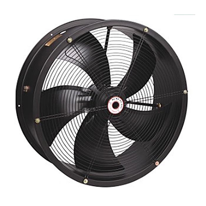 Ventilador de escape de ventilador axial de tubo largo redondo de 800MM