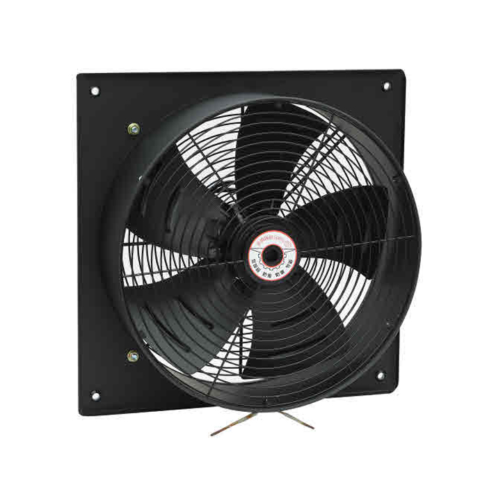Instalaciones de accesorios para ventiladores industriales